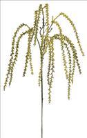 12er Pack Amaranthuszweig  68cm, oliv ,Kunstblume / Kunstpflanze (9359106683850)