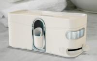 Edler Design Spender für Tampons Dispenser mit Sichtfenster (9399100005)