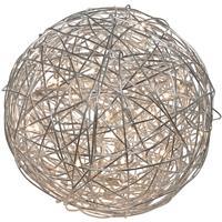 Drahtball, 50 warmweiße LEDs, Ø 300 (99640159)