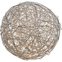 Drahtball, 100 warmweiße LEDs, Ø 400 (99640160)