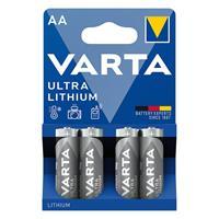 4er Pack Batterie, PROFESSIONAL, Lithium, Mignon, 1,5V (99706606)