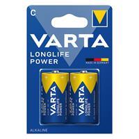 2er Pack Batterie, HIGH ENERGY, Alkaline, Baby, LR14, 1,5V (99706723)