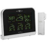 Digital-Wetterstation mit Funkuhr, WS 6449 (9019786036)