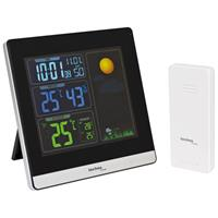Digital-Wetterstation mit Funkuhr, WS 6448 (9019786151)