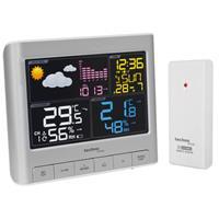 Digital-Wetterstation mit Funkuhr, WS 6449 (9019786152)
