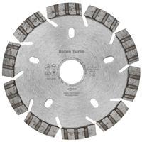 Diamant-Trennscheibe, MASTER CUT, mit Turbosegmentierung, Belag 10 mm (9019876000)