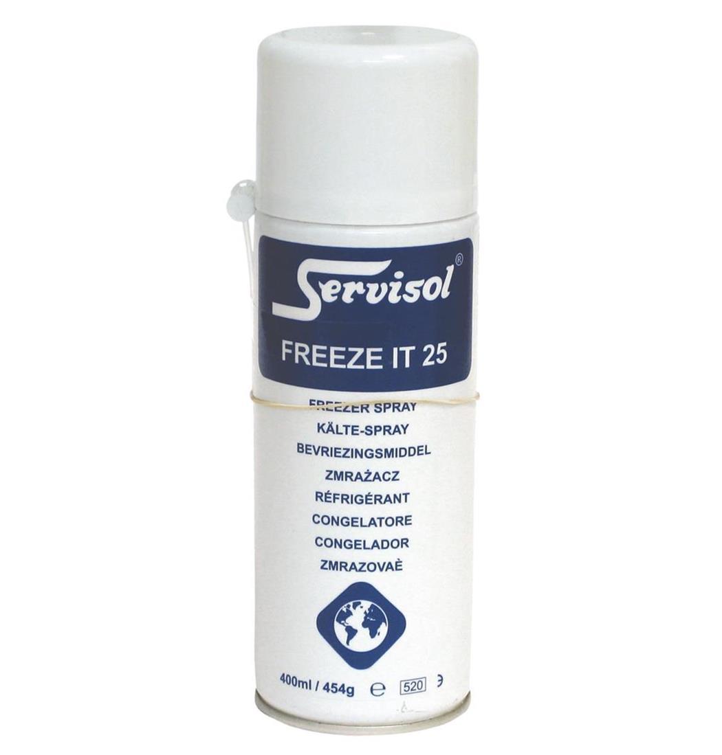 Kältespray nicht brennbar 400 ml Freeze-It 25, Eisspray, Vereisungsspray, Spray (9029201276)