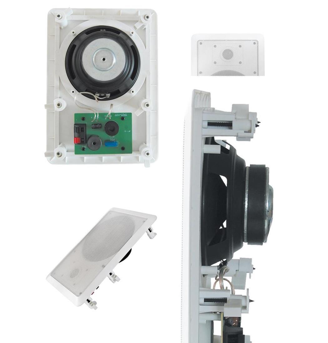 Einbaulautsprecher 2-Wege 135 mm Bass+Soft-Dom-Hochtöner, Lautsprecher, Boxen (9029203456)