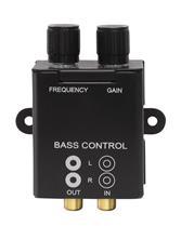 Rockwood Bass Kontroll-Regler, Bassregler, Weiche, Bass, Subwoofer (9029203914)