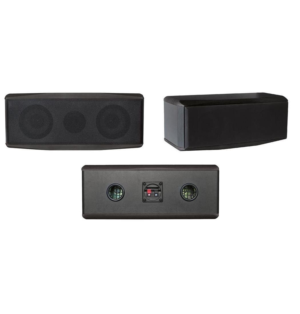 Dynavox TG-1000B-C Centerspeaker schwarz, Lautsprecher, Boxen (9029204110)
