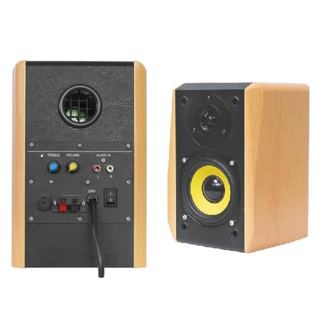 Dynavox TG-1000M Mini-Aktivbox Buche Paar, Lautsprecher, Boxen (9029204324)