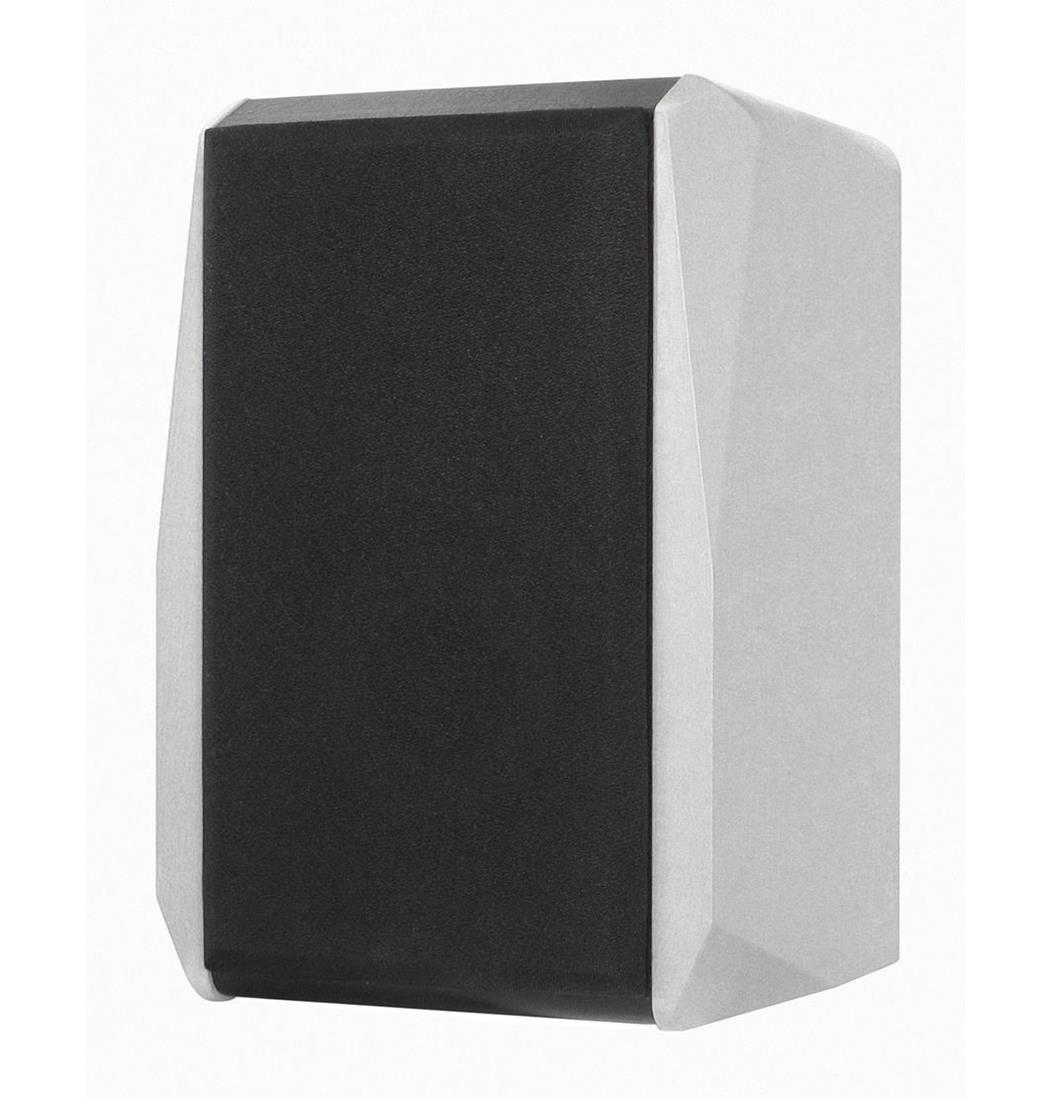 Dynavox TG-1000M Mini-Aktivbox silber Paar, Lautsprecher, Boxen (9029204326)
