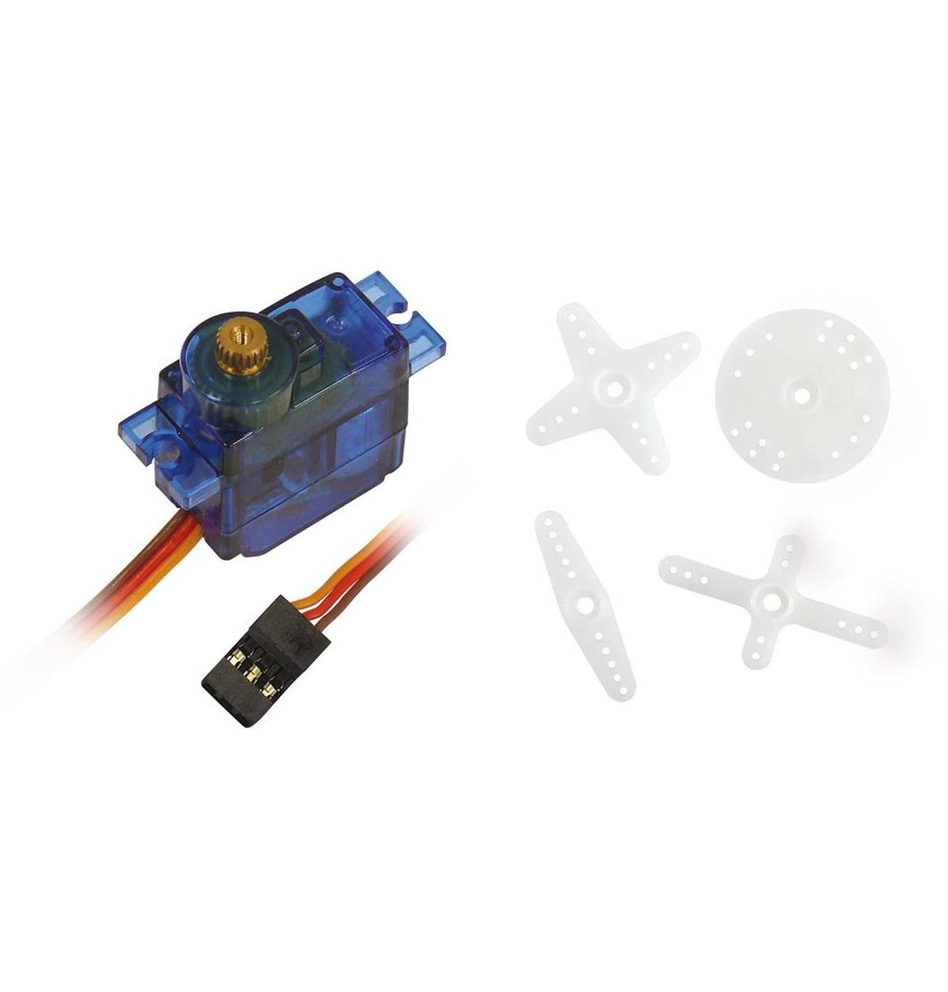Servomotor Analog Metallgetriebe für RC-Modelle, Modellbau (9029206166)