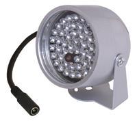Infrarotscheinwerfer 20 m, Scheinwerfer, Flutlicht, Licht, Lampe, Leuchte (9029206341)
