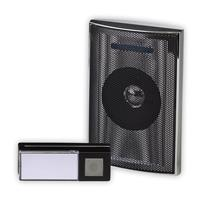 "Funkgong-Set HX ""Music Box"", silber/anthrazit mit MP3-Download (9109104410)"