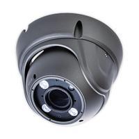 Dome-Zusatzkamera XCam Pro 2, optischer Zoom, Aluminiumgehäuse anthrazit (9109104895)