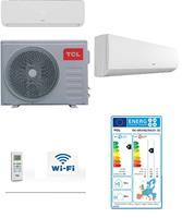 Easy Quick, WiFi-Splitklimagerät, Klimaanlage 9000 BTU, 2,6 KW, bis 26m² Räume (9109107150)
