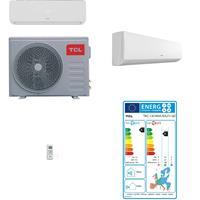 Easy Quick, WiFi-Splitklimagerät, Klimaanlage 12000 BTU, 3,3 KW, bis 35m² Räume (9109107151)