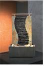 Design Schieferbrunnen Steinbrunnen Guan Feng Shui Wasserwand (913920023)