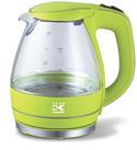 DESIGN Glaswasserkocher apfelgrün (923910080)