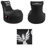 Sitzsack, Sitzkissen, Bean Bag, Call of Duty Limited EDITION Modern Warefare schwarz mit blauem Keder 95x90x65cm (925933900002)