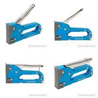 Handtacker aus Stahl, 4-8 mm, Hefter, Nägel, Nagler, Klammergerät, Tacker, Metalltacker, Schnellhefter (9299101326)