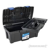 Werkzeugkiste, 480 mm, Montagebox, Werkzeugbox, Transportbox, Werkzeugkasten, Koffer (9299250294)