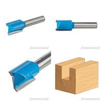 8 mm Nutfräser, metrisch, 15x20 mm, Holzfräser, Fräser, Bohrschneide (9299253176)