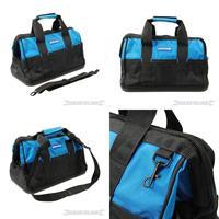 Werkzeugtasche mit verstärktem Boden und großer Öffnung, 406x230x200 mm, Montagetasche, Transporttasche, Tragetasche (9299268974)