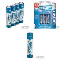 AAA-Super-Alkali-Batterien, LR03, 4er-Pckg.,(9299537212)