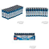 AA-Super-Alkali-Batterien, LR6, 40er-Pckg.,(9299827540)