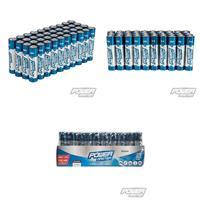 AAA-Super-Alkali-Batterien, LR03, 40er-Pckg., (9299867060)