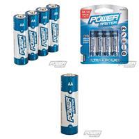AA-Super-Alkali-Batterien, LR6, 4er-Pckg.,(9299992118)