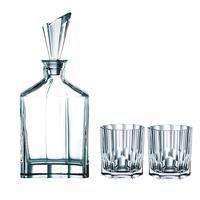 Nachtmann Aspen; Whisky 3-tlg. Set (93090090024)
