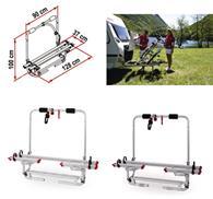 Deichselträger XL A Pro 200 max.35kg, max. 2 Räder (9329440644)