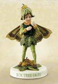 Box Tree Flower Fairy Fee 11,5cm (9359217216)