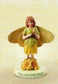 Celandine Flower Fairy Fee 11cm (9359217266)