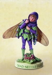 Dead-Nettle Flower Fairy Fee 11cm (9359217282)