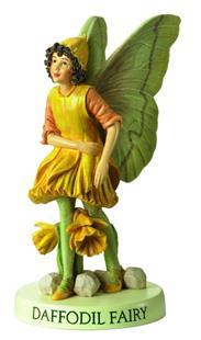 Daffodil Flower Fairy Fee 11cm (9359217315)