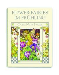 6er Pack Fee Buch Flower-Fairy-Buch Im Frühling bunt Deko Gedichtband (9359217648050)