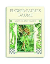 6er Pack Fee Buch Flower-Fairy-Buch Bäume bunt Deko Gedichtband (9359217654050)