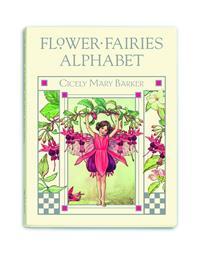 6er Pack Fee Buch Flower-Fairy-Buch Alphabet bunt Deko Gedichtband (9359217655050)