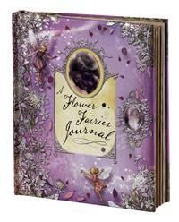 2er Pack Fee Buch Flower-Fairy-Tagebuch bunt Tagebuch (9359217660050)
