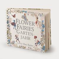 4er Pack Fee Buch Flower-Fairy-Gartenjahr-Buch bunt Jahrbuch (9359217662050)