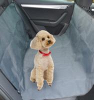 Kofferraummatte, Kofferraumdecke, Hundedecke 2-teilig mit Riemen (93991000015)