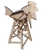 Amerikanische Solar Windmühle / American solar windmill (9489373400119)