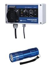 Wasserpegelschalter WPS 3000, mit LED Alu Taschenlampe (95297771114455)