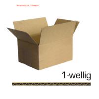 100er Pack Faltkarton A12 - 300 x 300 x 200mm 1-wellig Verpackungskarton (9559100114)