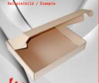 1200er Pack Faltschachteln - 500 x 400 x 90mm Verpackungskarton (9559100396)