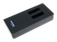Powerbank für 2x GoPro Hero 4 Akkus inkl. USB-Output von PATONA  (97191982)